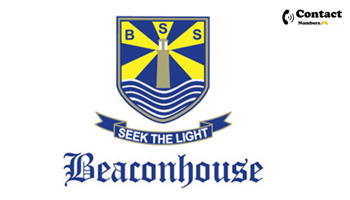 beaconhouse school system contact number